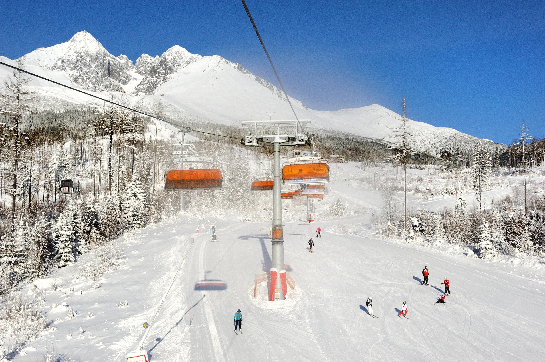 Skiing in the Tatras - Región Vysoké Tatry 6ae3817528b