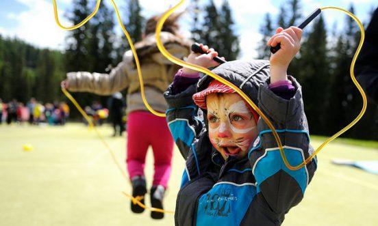 Športový Deň detí
