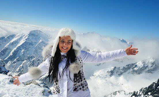 Rozprávková zima vo Vysokých Tatrách