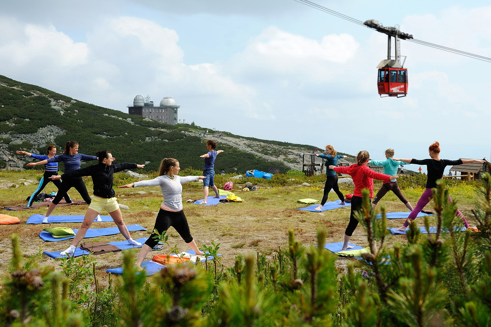 Fit & Happy High Tatras