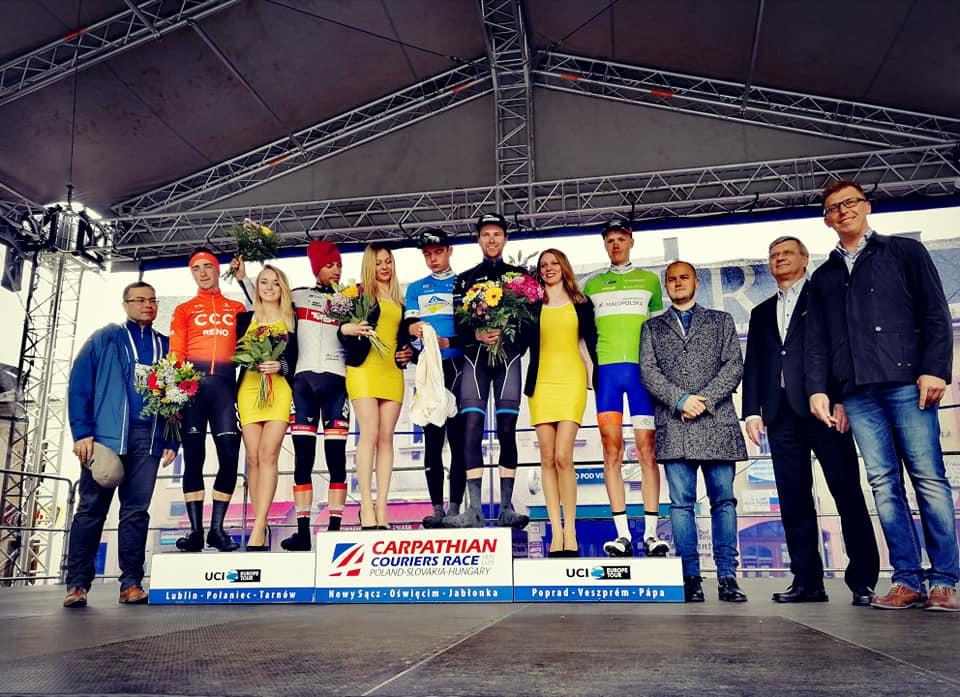 4.etapa Karpatských kuriérov už pozná víťazov