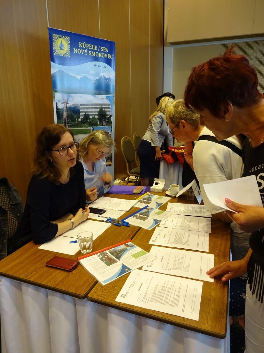 Ubytovatelia z Tatier prezentovali pracovné ponuky, záujem prekonal očakávania