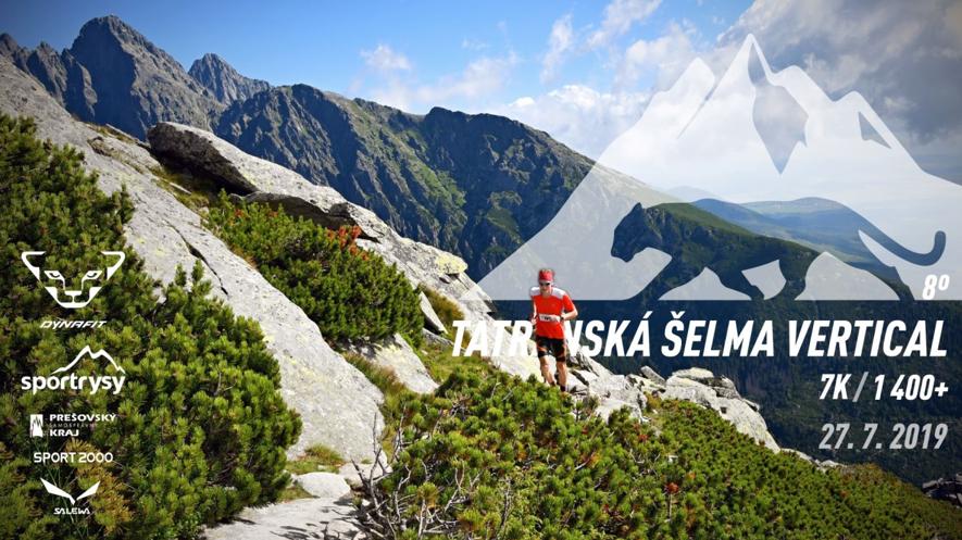 8° Tatranská Šelma Vertical 2019 – Extrémne preteky v behu do vrchu