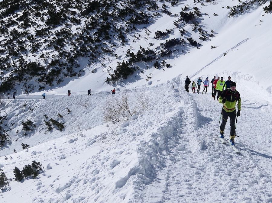 Zimná bežecká séria vyvrcholila grandióznym finále v najvyššie položenom horskom hoteli na Slovensku
