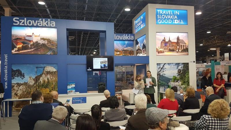 OOCR Región Vysoké Tatry sa zúčastnila najväčšieho cestovateľského veľtrhu v Maďarsku
