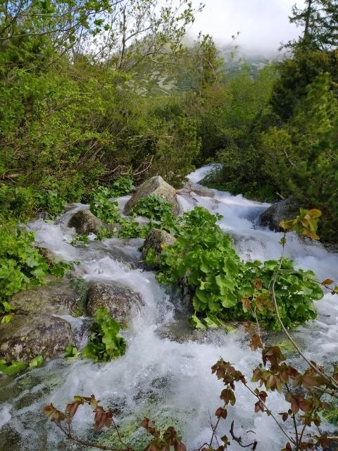 Viaceré turistické chodníky zaliala voda