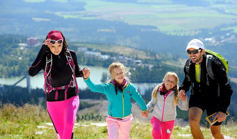 13 šťastných tipov na RODINNÉ výlety v regióne Vysoké Tatry