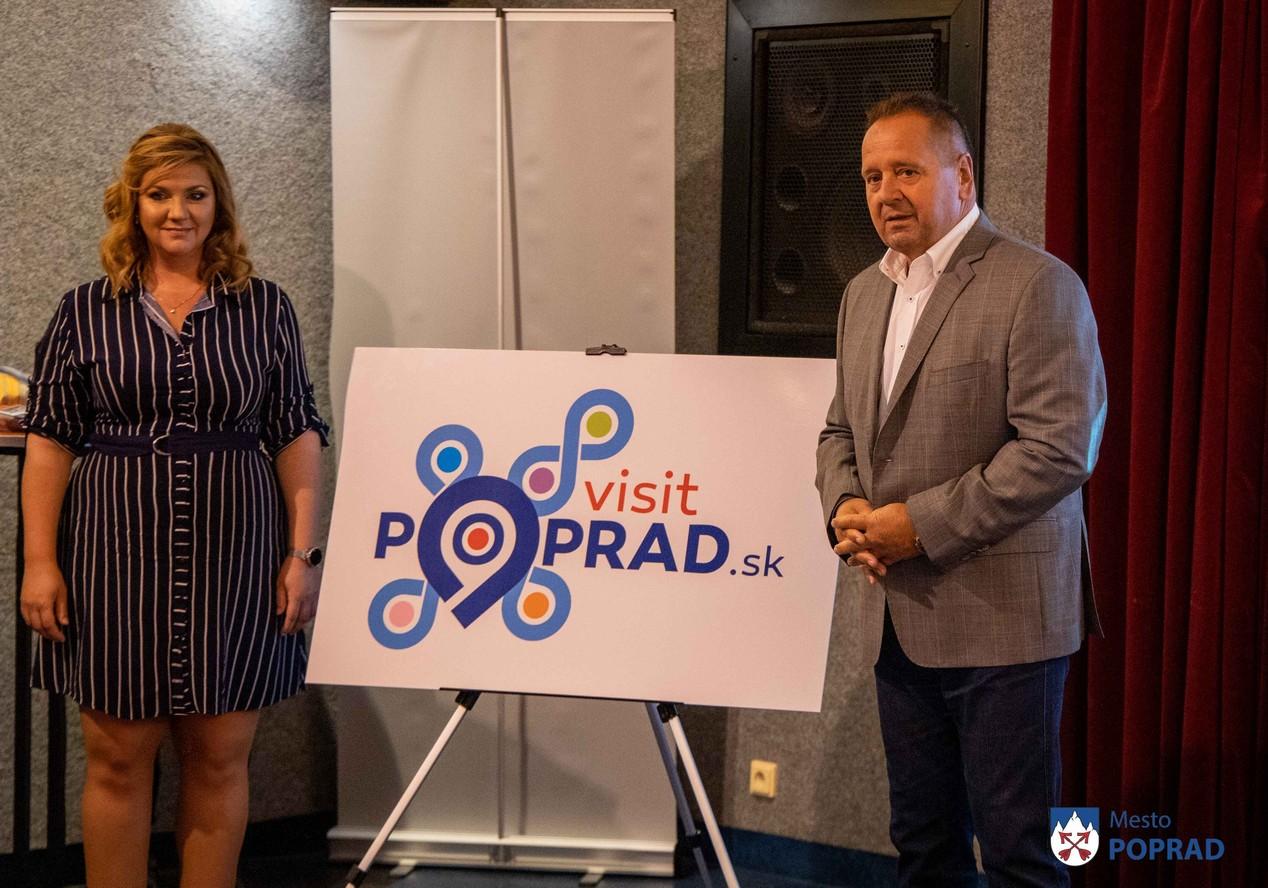 MIK Poprad – nové logo a komplexný turistický systém
