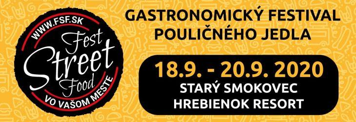 Gastronomický festival čoskoro v Starom Smokovci