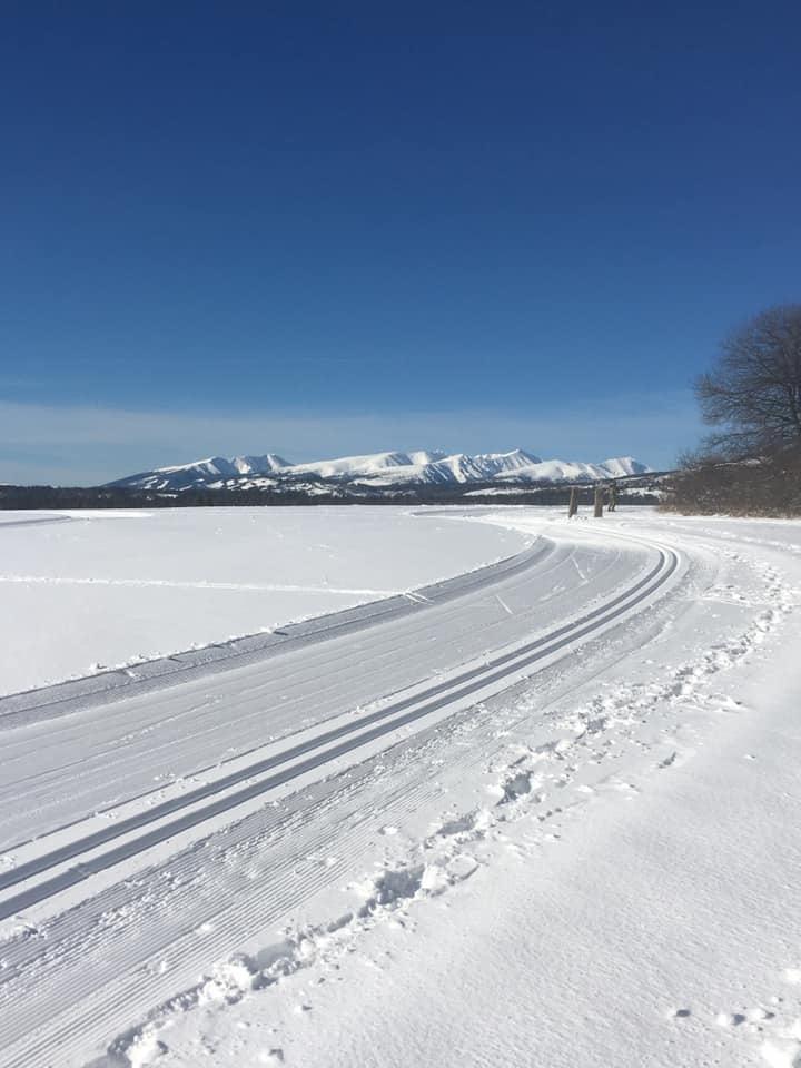 Pribudli bežkárske trasy v Štrbe a Tatranskej Štrbe