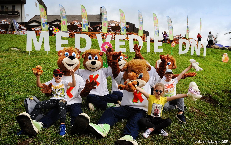 Medvedie dni 2021 v brlôžteku – rodinný festival sa po ročnej prestávke vracia na Hrebienok